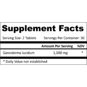 Pro-Immune supplement facts square